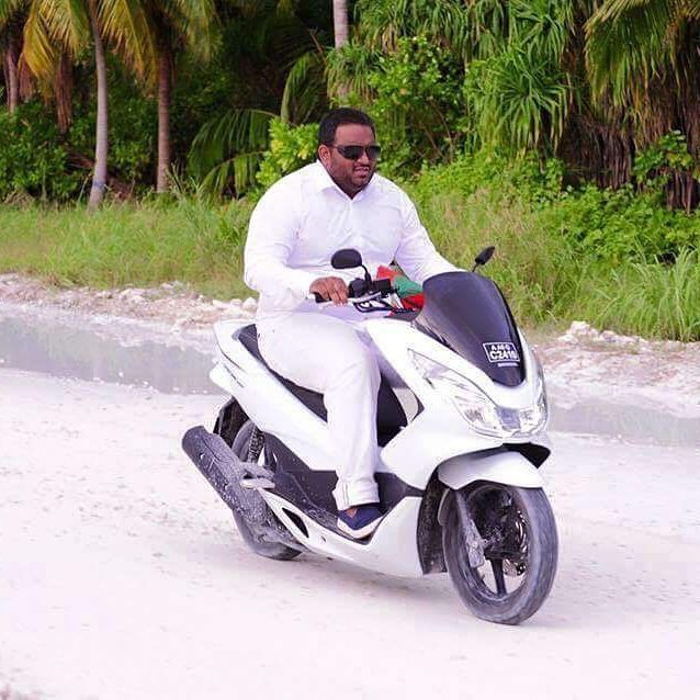 Newly appointed Vice President Ahmed Adeeb