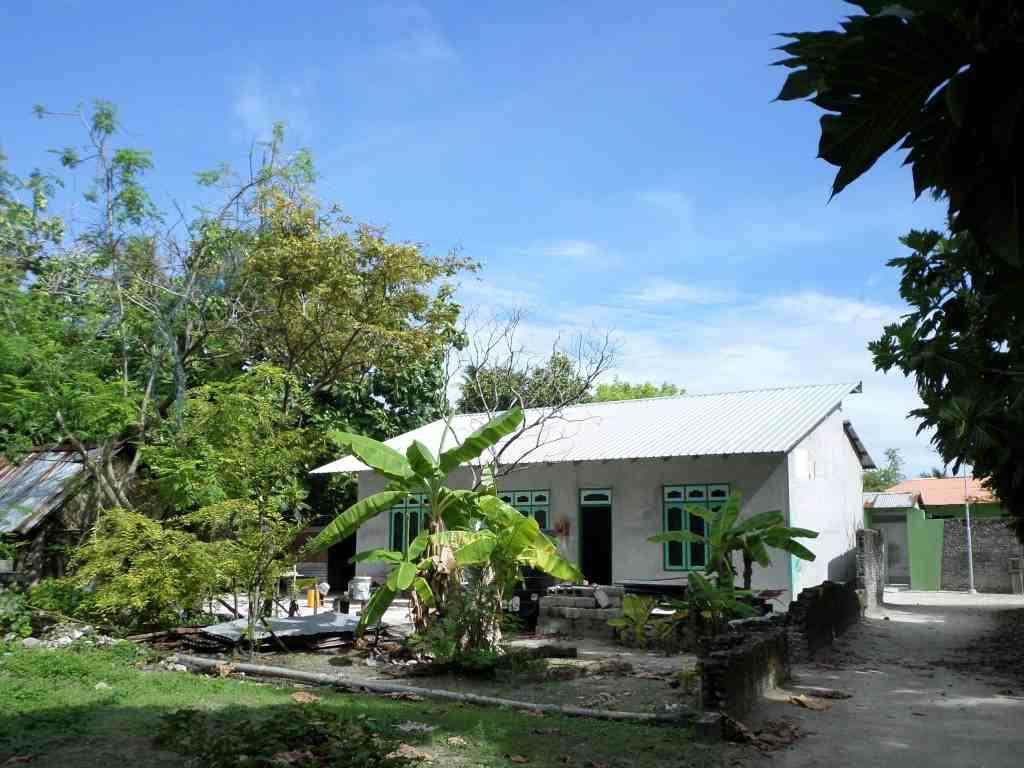 Moosa Bey's house in Baarah